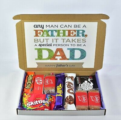 Fathers Day - Selection Box - Gift Hamper - Chocolate Hamper