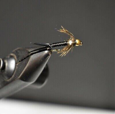 1 dozen Copper John #14 Nymph BH Trout Fly Fishing Flies NIB