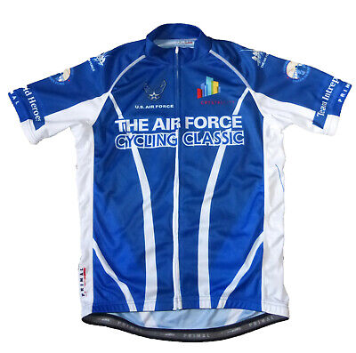 Primal AIR FORCE CYCLING CLASSIC Short-Sleeved Bike Jersey, Women's - Air Force Bike Jersey