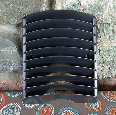 New Plastic Media Compact Disc CD Storage Rack Holder Desk/Drawer/Wall Mount