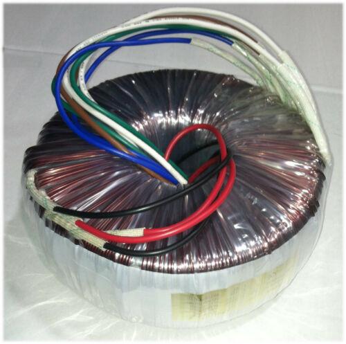 1500VA 950V + 950V & 6.3V 5A x2 Tube Amp Transmitter Power Transformer AS-15T950