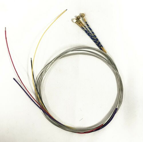 ^_^ ***Helicore Cello String Set 4/4  Medium Tension (OEM) One day Shipping***