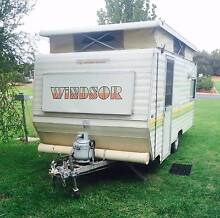 Caravan Windsor Windcheater Pop Top with Bunks Hove Holdfast Bay Preview