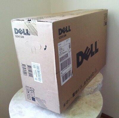 New Dell UltraSharp U2412M 24-inch Full HD 16:10 1920x1200 L