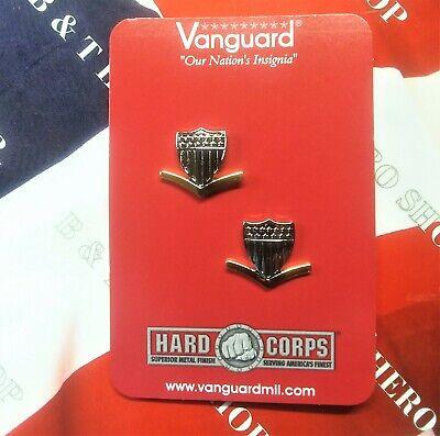 Coast Guard Metal Collar Device: E4 Petty Officer Metal Collar Device
