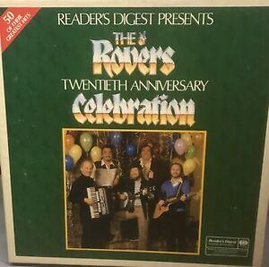 Irish Rovers 20th Anniversary LP Set