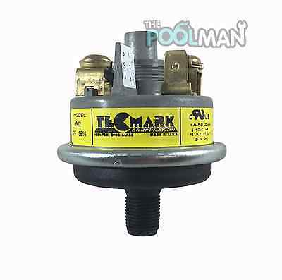 Tecmark 3902 Pressure Switch for Pool or Spa Heater