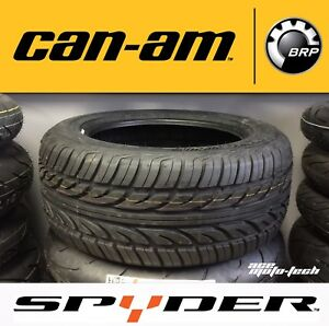 ✦✦ NEW ✦✦ OEM Rear Tire 225/50R15 Can-Am Spyder ✦✦ WE INSTALL ✦✦