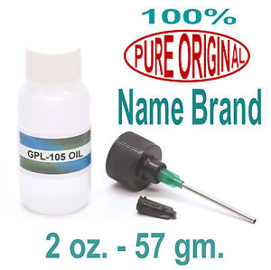 GENUINE-GPL-105-OIL-LUBRICANT-PFPE-Perfluoropolyether-Auto-Squeaks-Rattles
