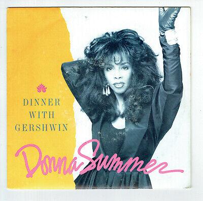 Sp-dinner (Donna SUMMER Vinyl 45T 7