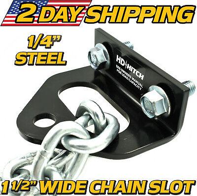 Fits John Deere Ztrak Z225, Z245, Z445, Z425 Z465 Rear Utility Trailer Tow Hitch