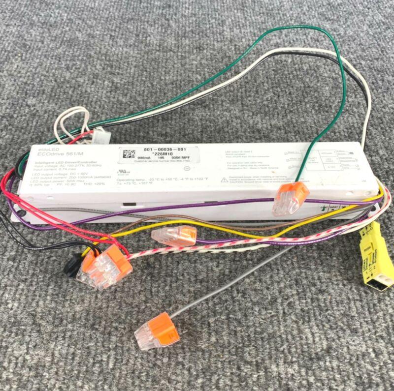 EldoLED ECOdrive 561/M Intelligent LED Driver Controller Ballast 801-00036-001