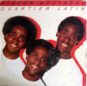 VINILE-LP-33-GIRI-RPM-GIBSON-BROTHER-QUARTIER-LATIN-DAI-30385ITALY-1981