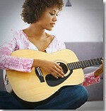 Guitar Lessons in Your Calgary Home with Popular Guitar Teacher