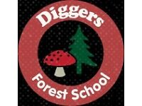 Forest School requires Part-time Nursery Assistant & Temporary Childcare Practitioner
