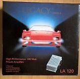 Legacy Series II LA 120 High Performance 100w Power Amplifier