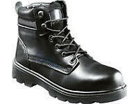 Arco 657 Safety Boots Black