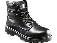 Arco Safety Boots Size 8