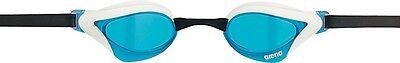 arena Japan Swim-Swimming Goggle COBRA CORE FINA Approval AGL-230 White Blue