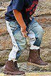 Boys Cuff Jeans