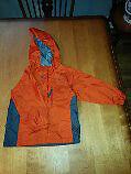 manteau coupe-vent imperméable Columbia grandeur 3 ans