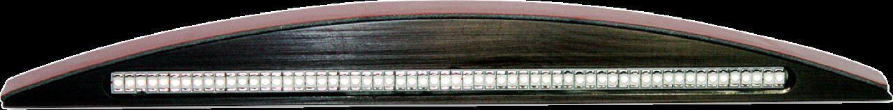 Custom Dynamics Black Fender Tip Run Brake Turn Light 13-17 Harley Breakout FXSB