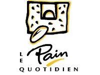 Waiter/Waitress - Le Pain Quotidien -Immediate Start - Full-Time Permanent Job