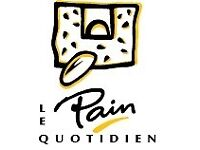 Chef Assistant - Le Pain Quotidien - Immediate Start - Full-Time Permanent Job