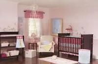 NEW Crib Bedding - Kenneth Brown - Sweet Stiches plus more