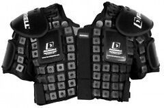 Farrell Compression Block Junior Shoulder Pads Belleville Belleville Area image 1