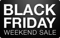 COFFEEBAY'S 1st BLACK FRIDAY WEEKEND SALE IS ON NOW!!!