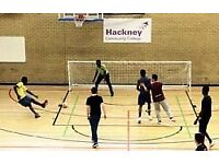 Players needed for friendly 5-a-Side football, Thursdays 6pm to 7pm , Hoxton/Shoreditch