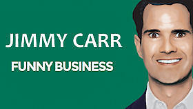 Jimmy Carr at Rebecca Cohn 2 tickets $35 each
