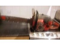 CHAIN SAW IN GOOD WORKING ORDER £40 .00 NO OFFERS