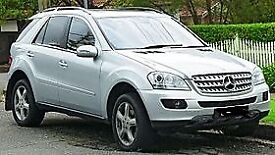 Mercedes ML320 CDI Sport Very Low Mileage - Must Sell