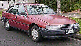 Wanted: WANTED: vn or vp sedan
