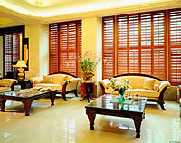 NEW PLANTATION SHUTTERS - RUGGED - ENERGY SAVER