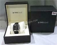 Tag Monaco Mens Watch WW2110 MSRP - Worth $4500