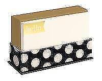 Flat Notes: Black and Gold – Briefkarten mit Kuverts für vielfältige Anlässe: Schwarz und Gold (Box) günstig kaufen