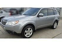 2013 Subaru Forester X Convenience awd with s-roof