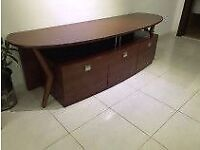 Good condition used TV stand