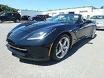 2014 Chevrolet Corvette Stingray-Navigation-Chrome Wheels-Heated