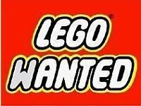 LEGO - WANTED - TRAINS - CITY - ANY & ALL OFFERS MADE