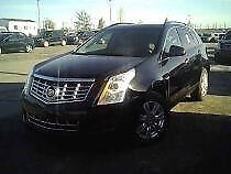 2014 Cadillac SRX 1 OWNER OFF LEASE -LEATHER-ALLOYS -TOUCH SCREE