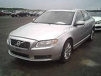 2010 Volvo S80 I6-LEATHER-SUNROOF-LOADED