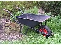Bargain wheel barrow