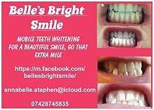 Natura White teeth whitening