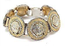 Versace Gold Bracelet