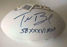 tom brady signed jersey price