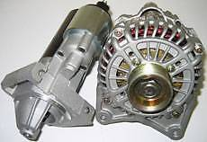 Starter Motors and Alternators!